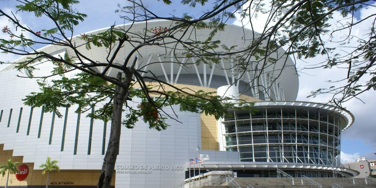 Coliseo de Puerto Rico se prepara para reanudar eventos y conciertos