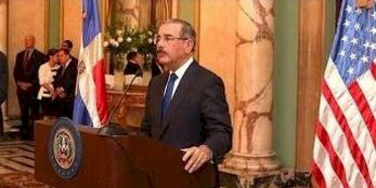 """EE.UU. celebró la """"bajada"""" de Danilo de Elecciones 2020"""