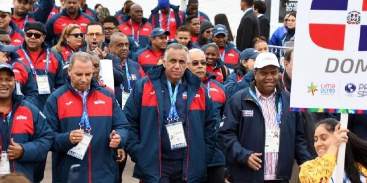 Delegaciones dominicanas parten con optimismo a los Panamericanos de Lima