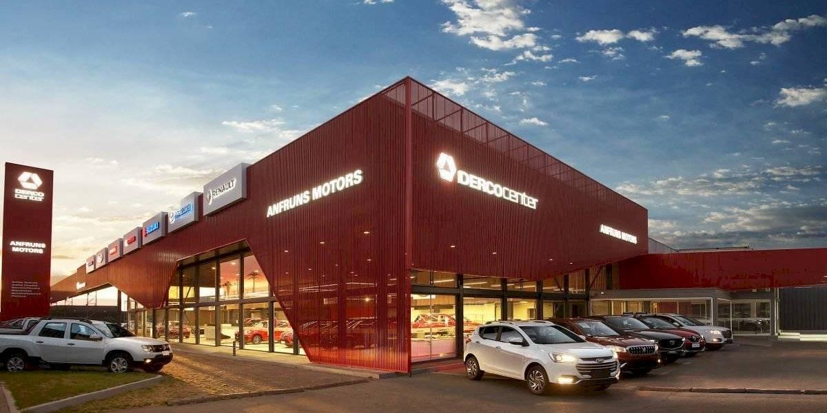 Anfruns Motors abre su local de DercoCenter más grande de Chile