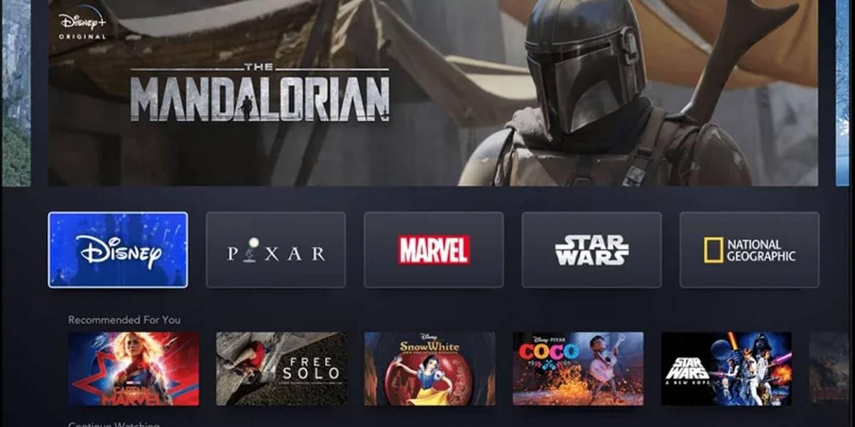 Disney+ (Disney Plus): estas son las series y películas que tendrá en su lanzamiento