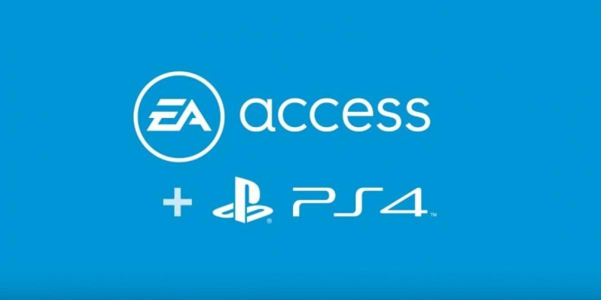 El servicio de suscripción EA Access por fin llegó a PS4