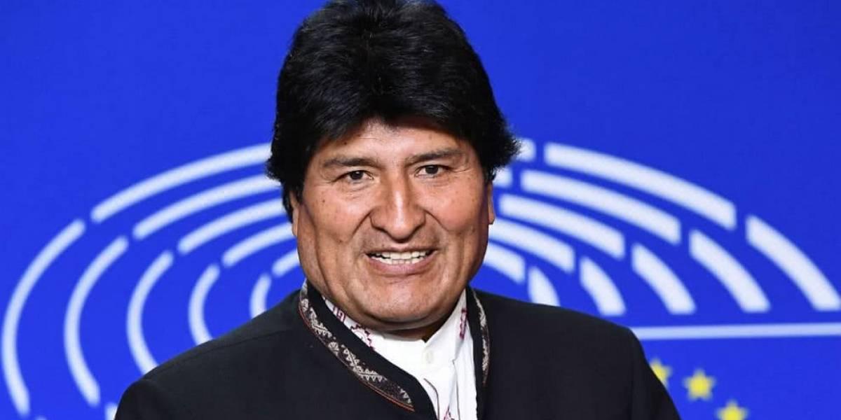 Evo Morales quiere comprar drones iraníes para Bolivia