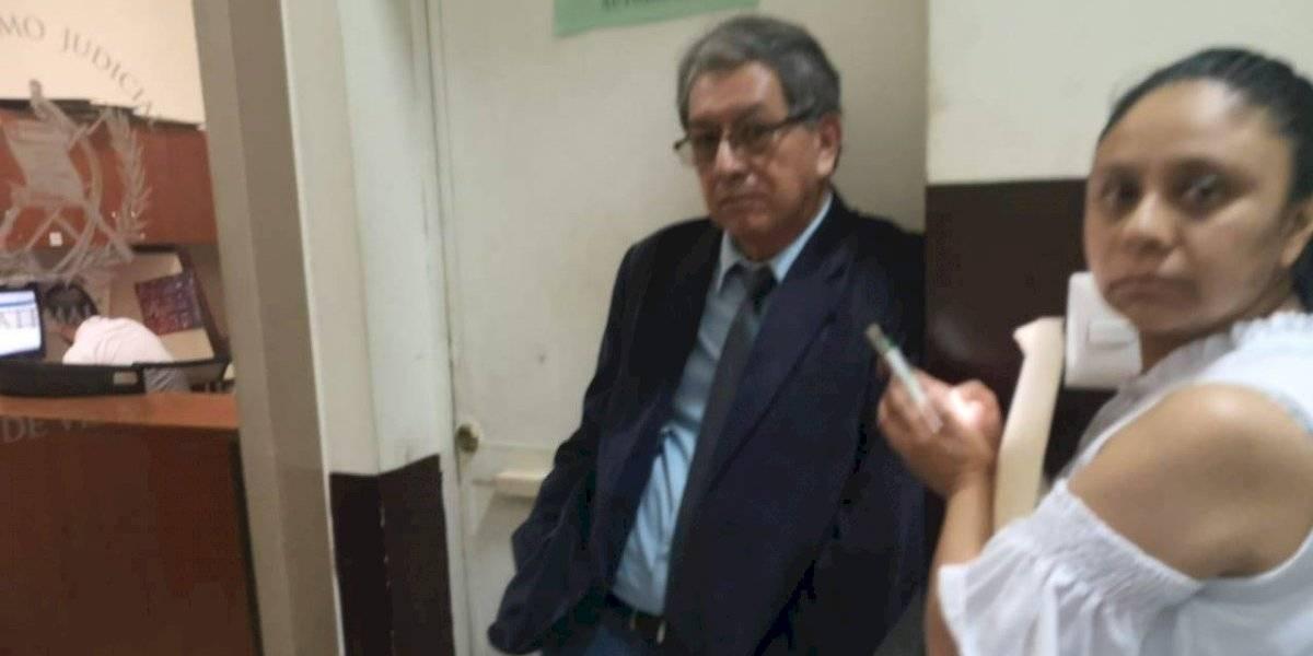 Exdiputado del PP implicado en caso de corrupción se presenta a Tribunales