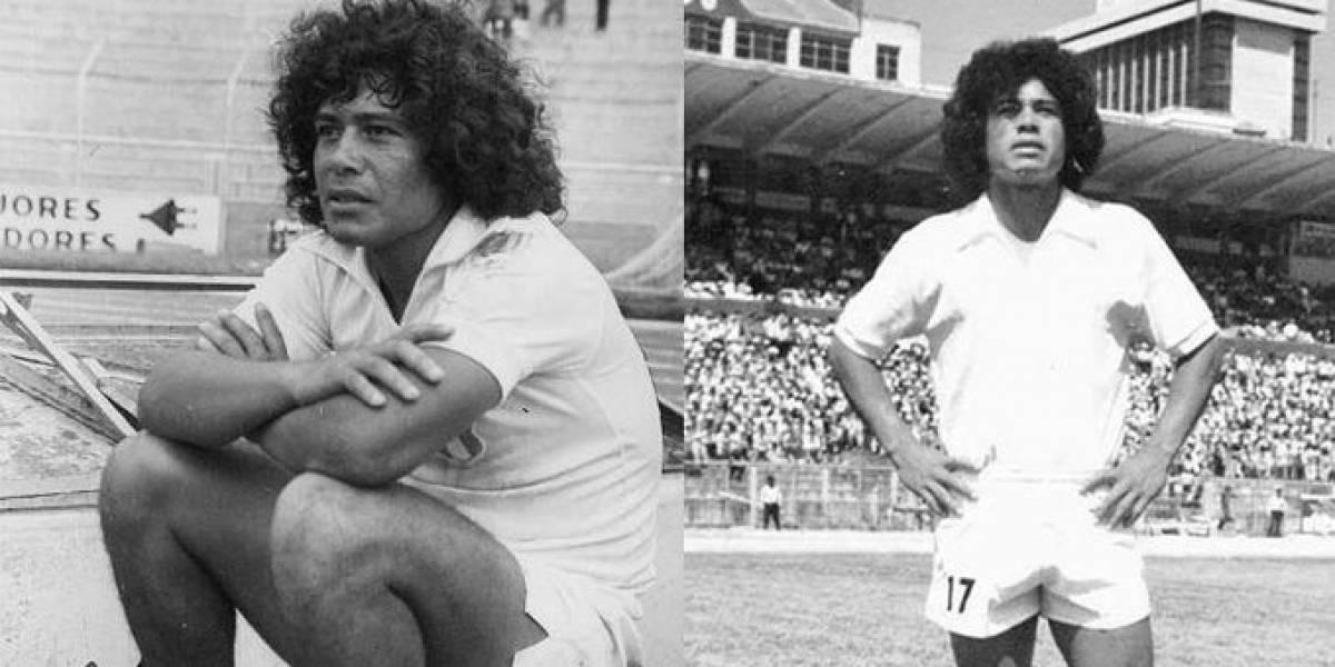 """Luto en el futbol nacional, fallece Óscar """"la coneja"""" Sánchez"""