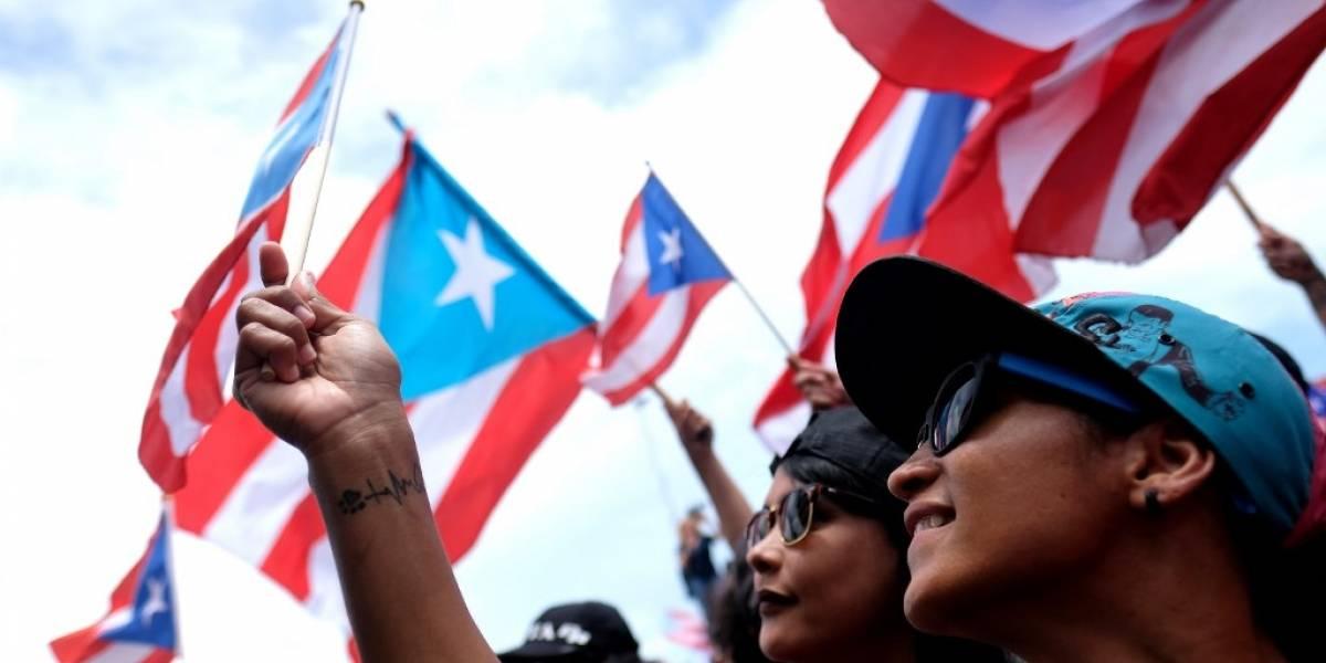 FOTOS. Puerto Rico celebra en las calles la renuncia de Rosselló