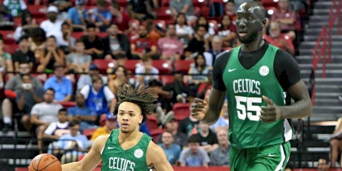 Tacko Fall, el 67º hombre más alto en la historia de la humanidad que acaba de fichar por los Boston Celtics