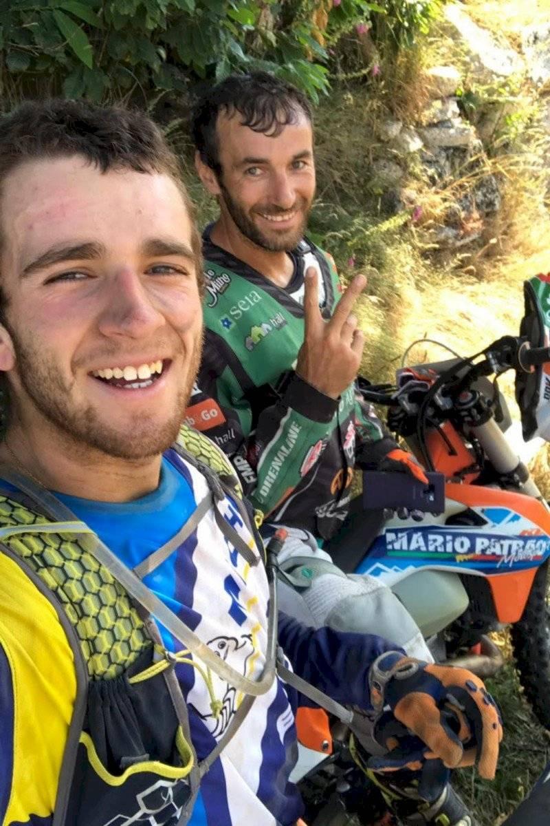 Matteo de Gavardo y Mario Patrao