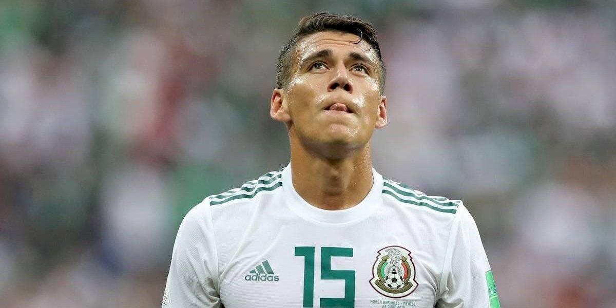 Héctor Moreno podría dejar Europa para jugar en el futbol de Qatar