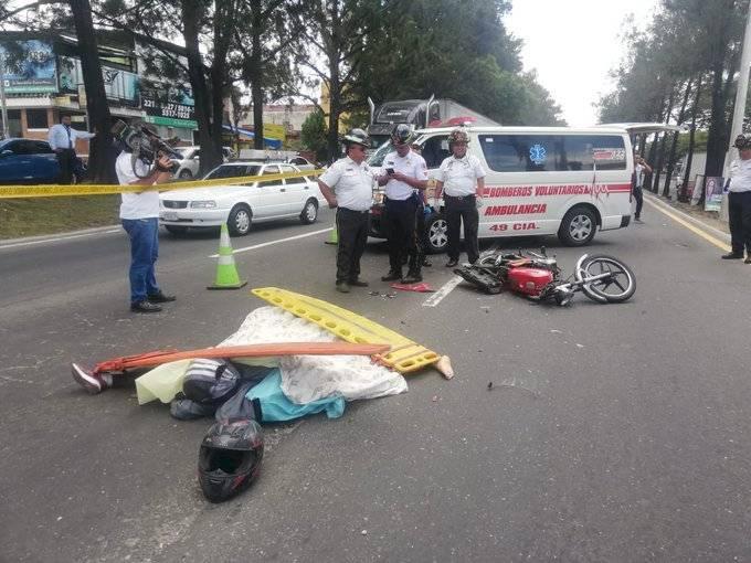 motoristas mueren por accidente en el Periférico