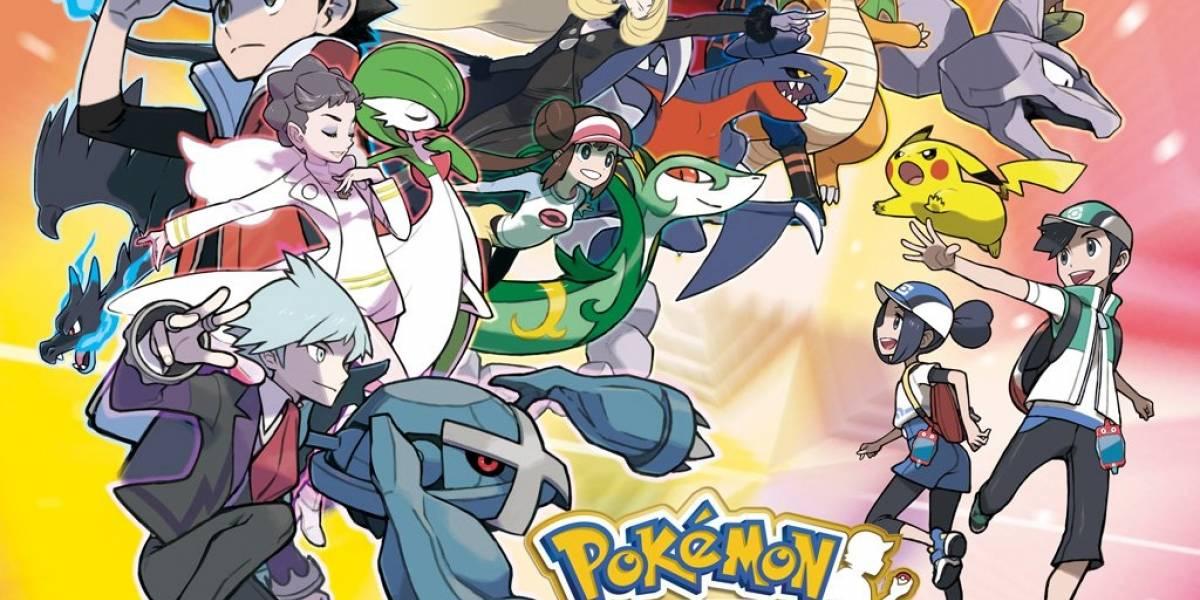 Así es como puedes probar Pokémon Masters antes que nadie en México
