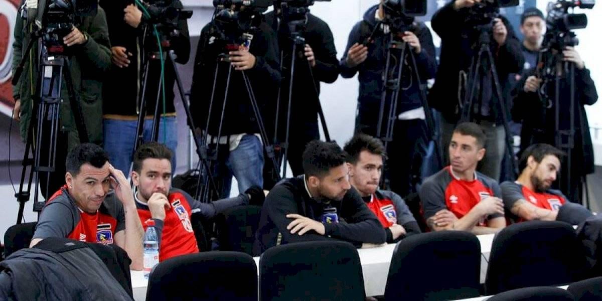 El incierto futuro de los referentes de Colo Colo tras la salida de Agustín Orión