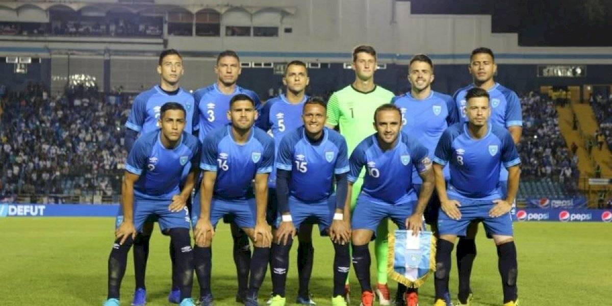 A 11 meses de definir los equipos de la hexagonal de Concacaf, así va Guatemala