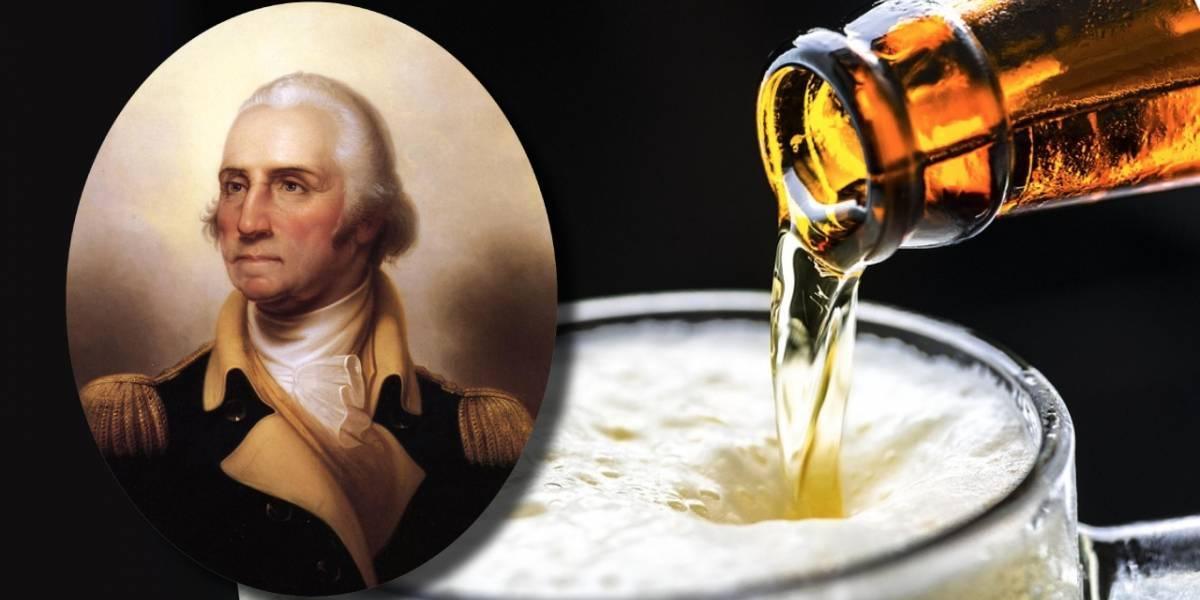 Esta es la receta secreta de cerveza de George Washington