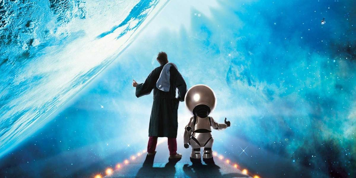 Productor de Lost hará una serie sobre The Hitchhiker's Guide To The Galaxy