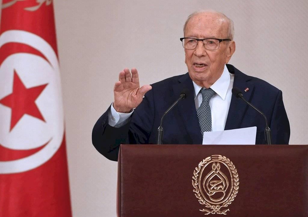 Beji Caid Essebsi, fallecido presidente de Túnez