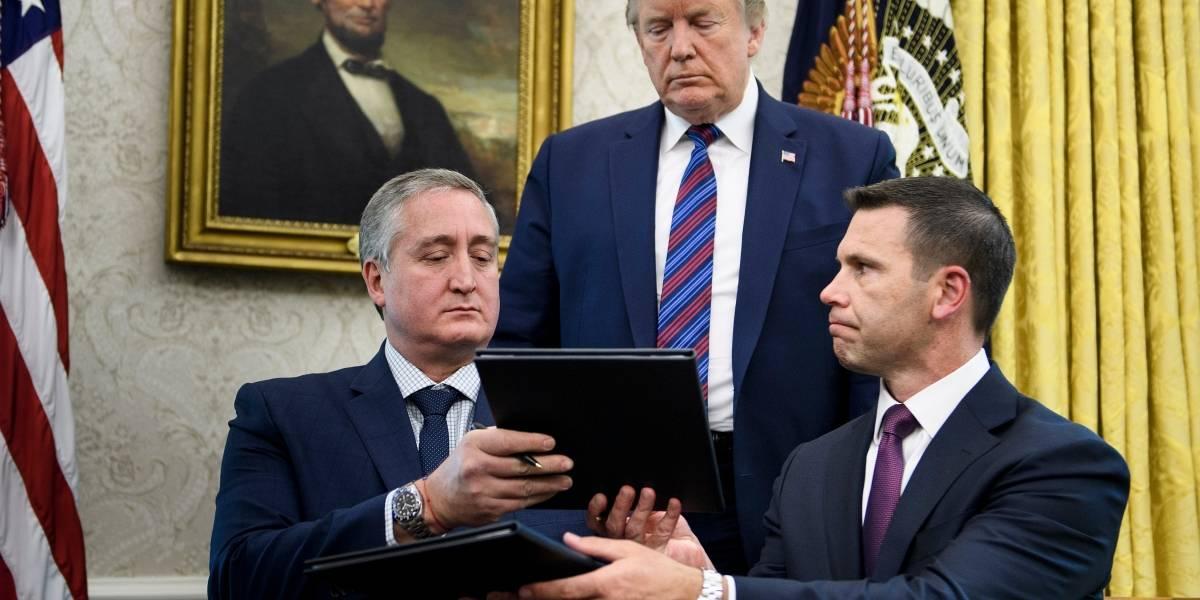 """Donald Trump tras firmar acuerdo con Guatemala: """"Este es un día muy grande"""""""