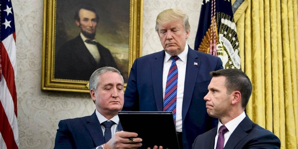 """Gobierno niega que EE.UU. haya """"amenazado"""" para firmar acuerdo migratorio"""