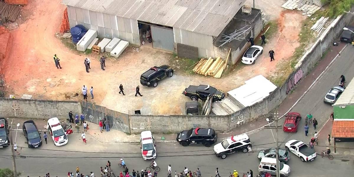 Polícia prende 6º suspeito de participar de mega-assalto em Aeroporto