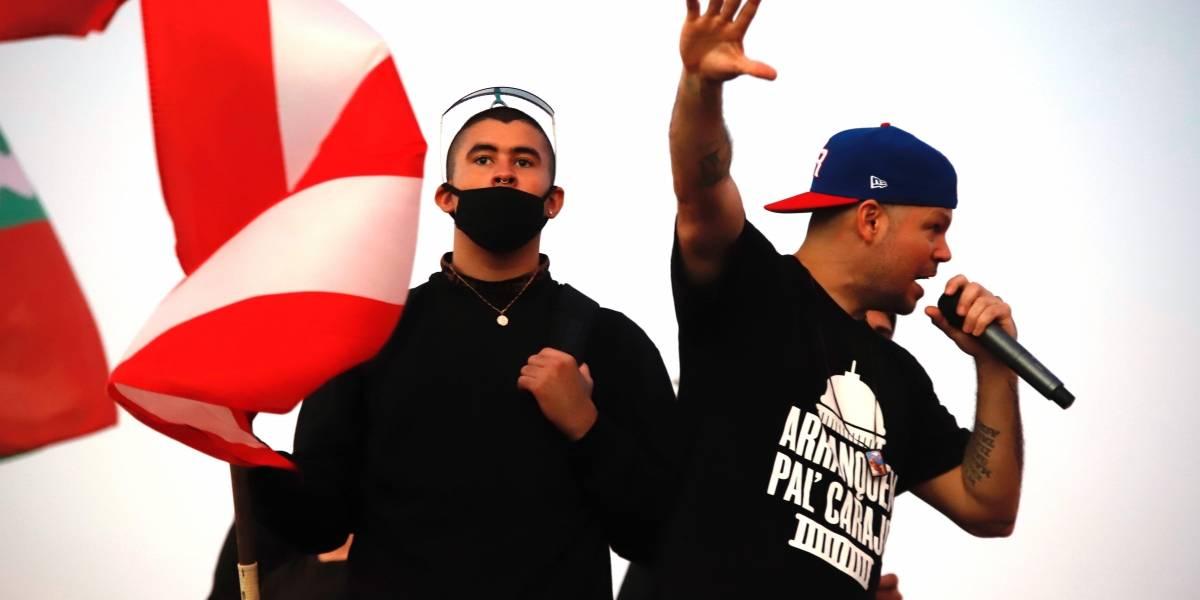 Residente y Bad Bunny lanzan 'Bellacoso', un enérgico tema tras las protestas