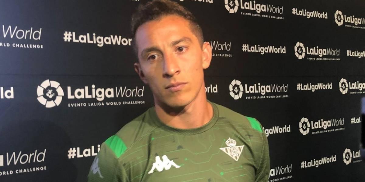 Andrés Guardado desea terminar su carrera con el Atlas