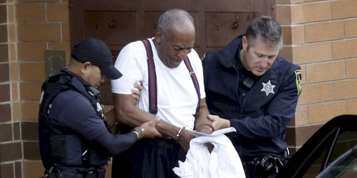 La cárcel no le hace gracia a Bill Cosby