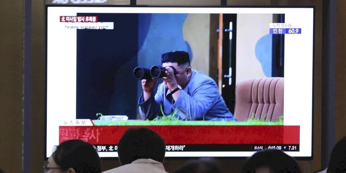"""Corea del Norte lanzó """"múltiples proyectiles"""" frente al Mar de Japón"""