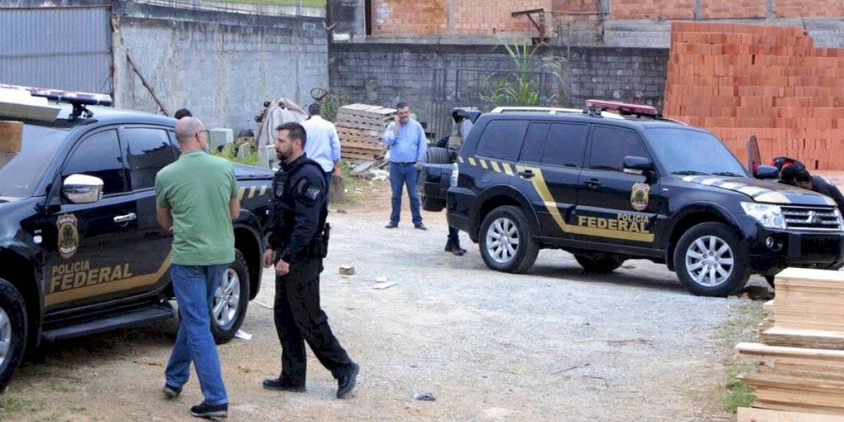 Policía busca intensamente a los autores del robo del siglo que se llevaron 718 kilos de oro