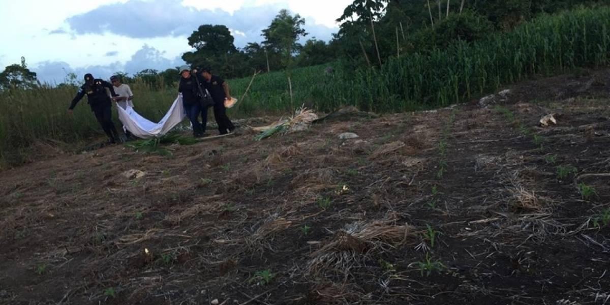 Denuncian asesinato de dirigente de Codeca en Izabal