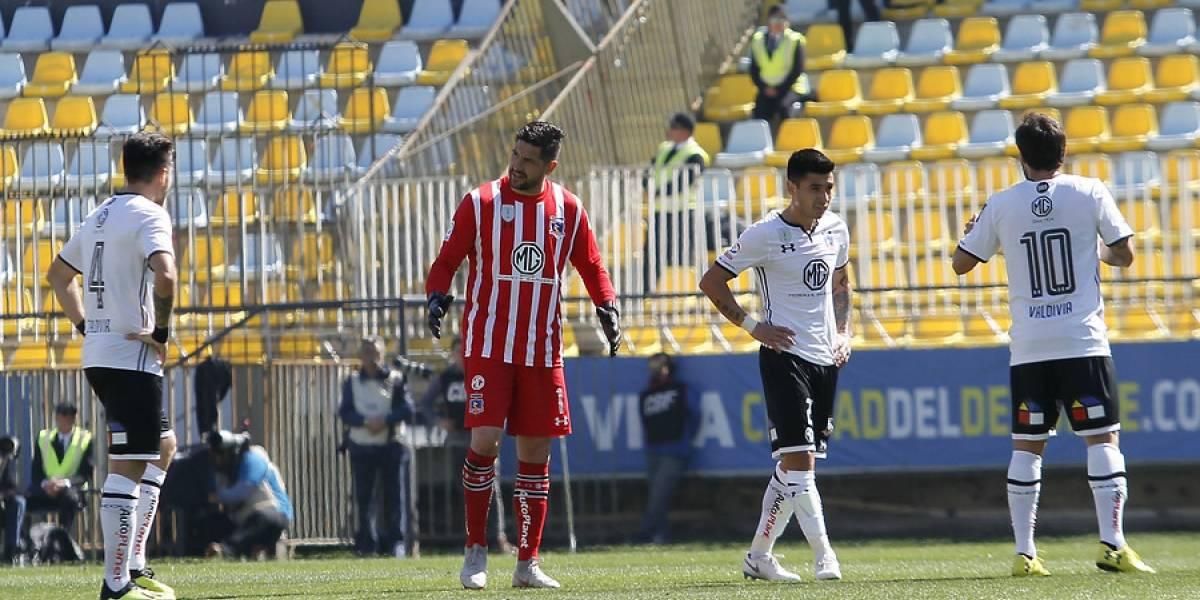 """En Colo Colo lamentan la abrupta salida de Agustín Orión: """"Fue muy importante para nosotros"""""""