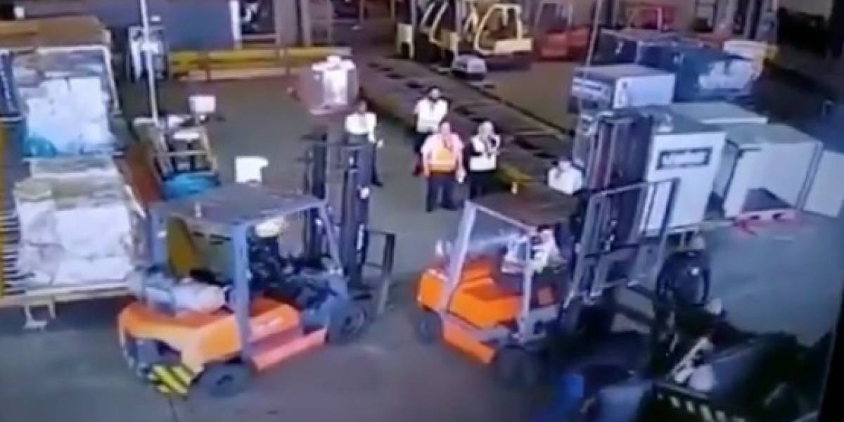 Alerta en Brasil por el robo de cerca de una tonelada de oro en el mayor aeropuerto del país