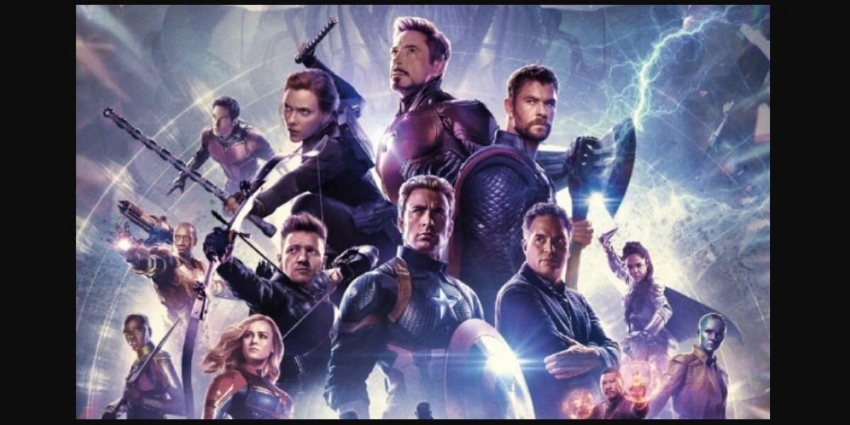 Escena eliminada de 'Avengers: Endgame' sale a la luz con un triste momento inédito