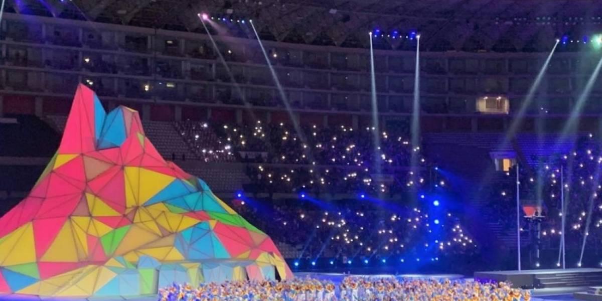 Así vivimos la inauguración de los Juegos Panamericanos Lima 2019