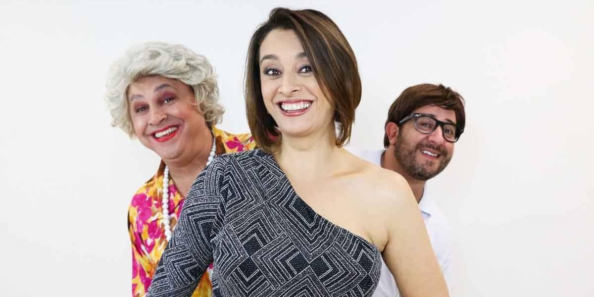 Catia Fonseca estreia no teatro com stand-up comedy