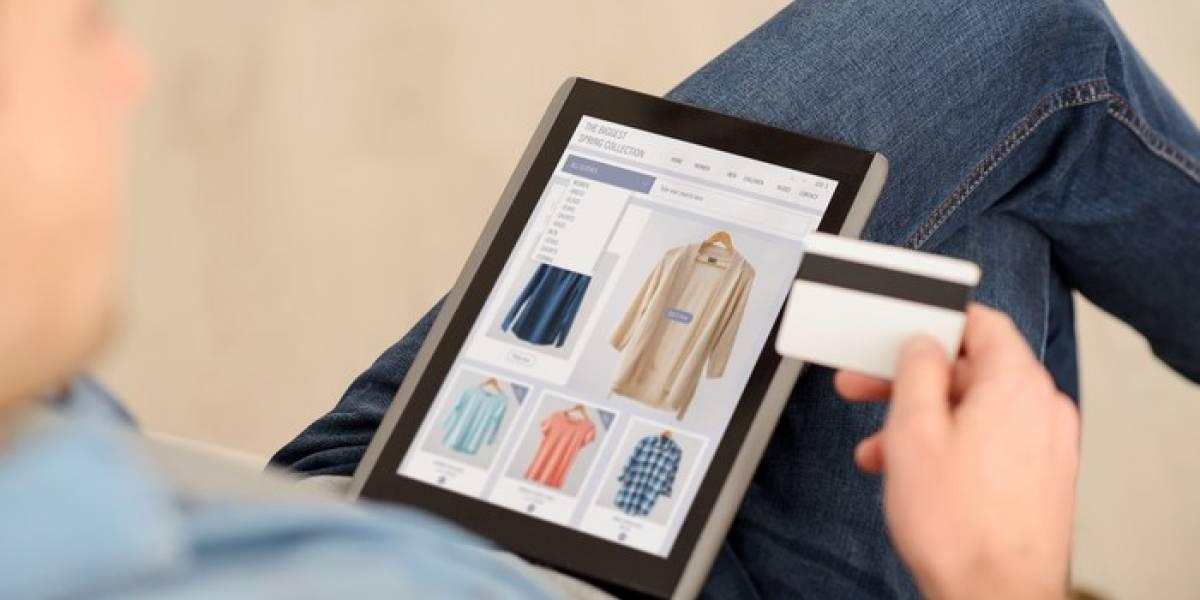 Cada vez se compra más ropa y zapatos por internet
