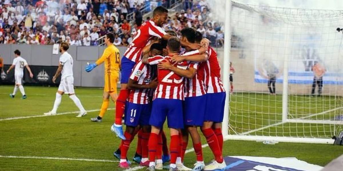 ¡Histórica goleada en el Derbi! Atlético de Madrid vence 7-3 al Real Madrid