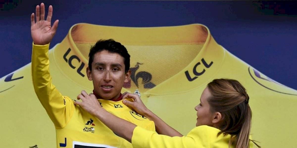 Tour de Francia: Tres pinceladas sobre el colombiano Egan Bernal