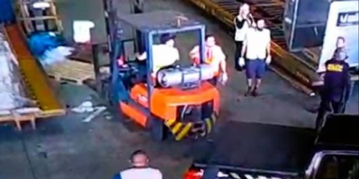 Polícia investiga se ouro roubado de Cumbica está sendo enviado para a China