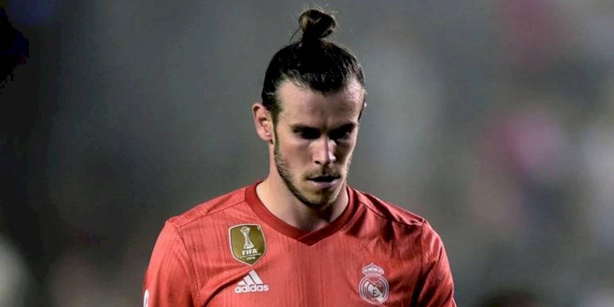 Gareth Bale dice adiós a Real Madrid y tiene pasajes listos para irse a China
