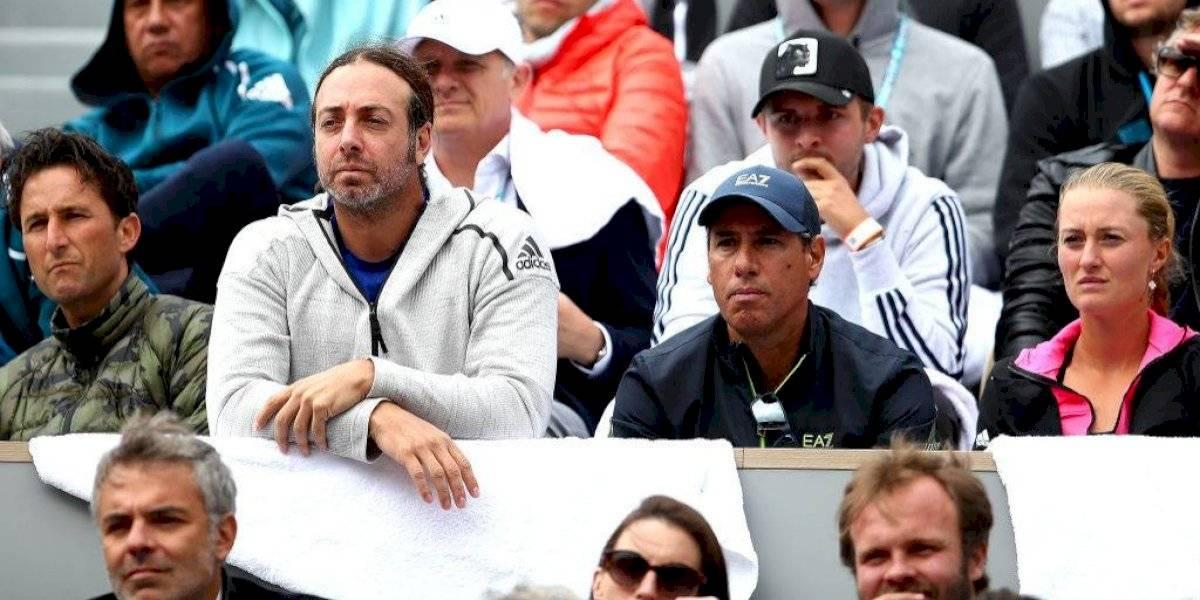 Nada es imposible: Nicolás Massú vuelve al tenis profesional para jugar junto a Thiem Jr. en el ATP de Kitzbuhel