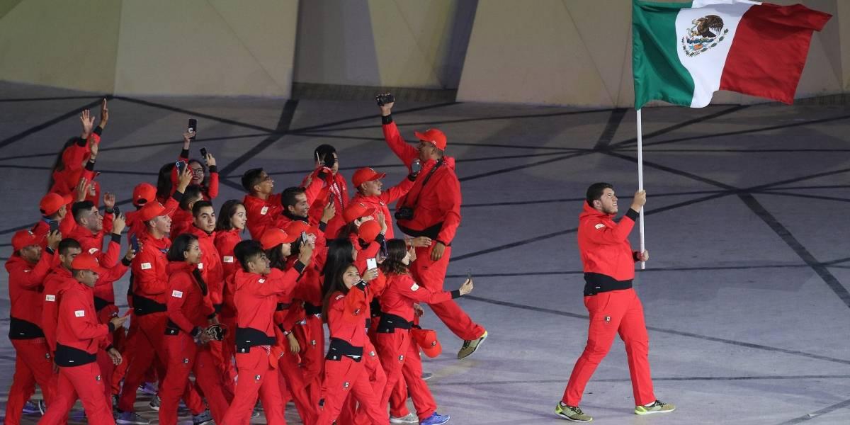 Las mejores fotografías de la inauguración de los Juegos Panamericanos