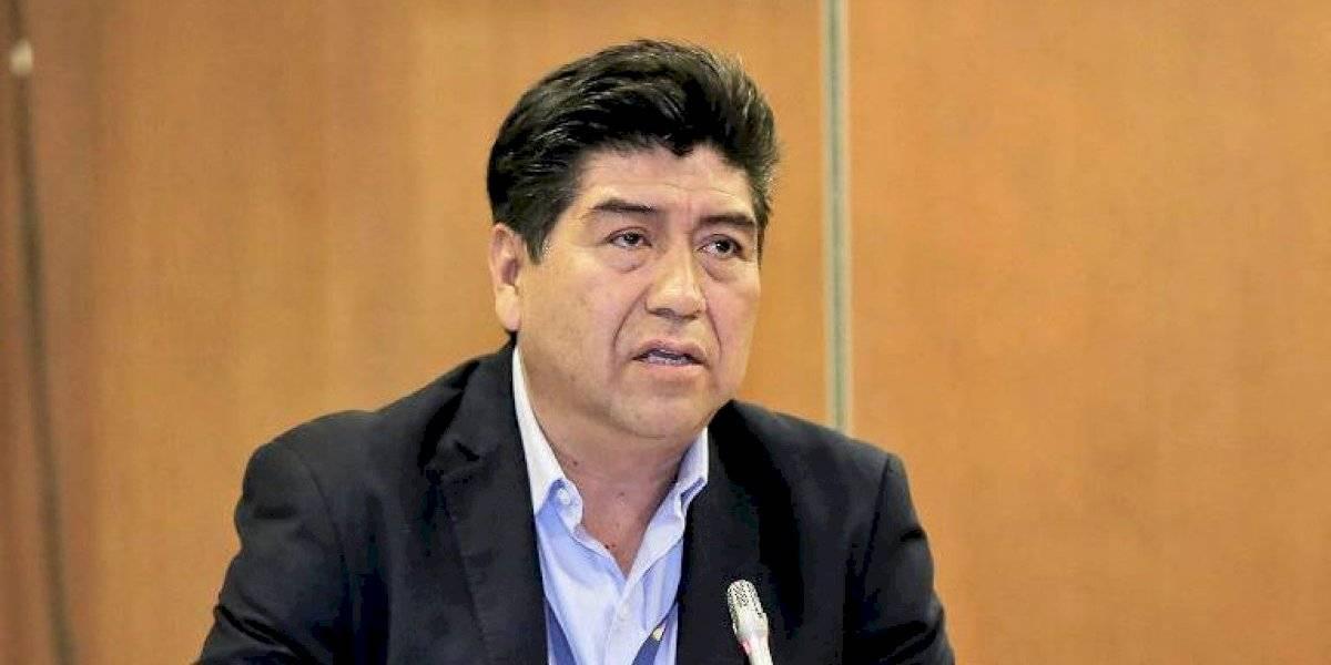 Jorge Yunda mejoró su aceptación durante sus primeros 100 días, según el Municipio de Quito