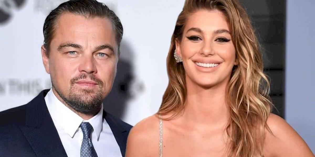 Afirman que la novia de Leonardo DiCaprio está embarazada