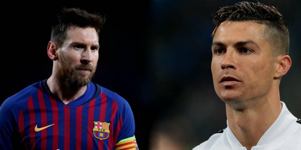 Messi y Cristiano, nominados al mejor gol de la temporada de la UEFA