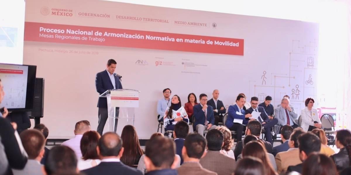 Movilidad, elemento clave para el desarrollo económico: Ricardo Peralta