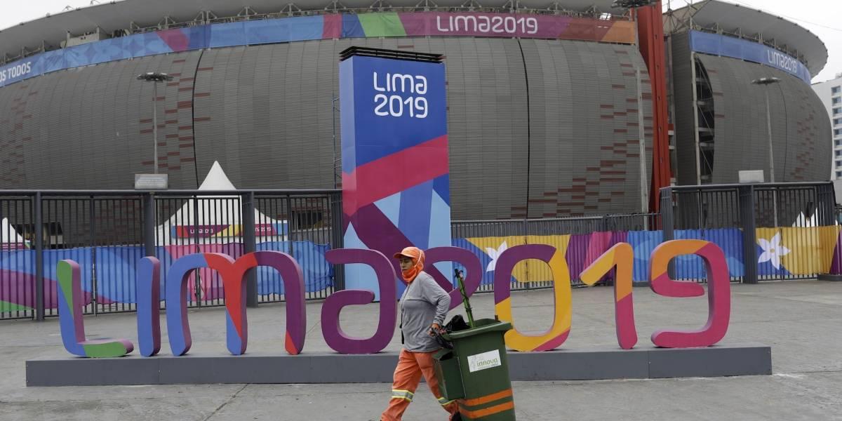 Reportan primer acto de delincuencia en Juegos Panamericanos