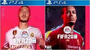Portadas FIFA 20