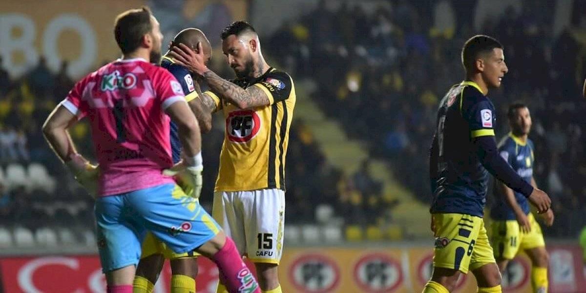Coquimbo y la U. de Concepción empataron en un polémico y electrizante regreso del Campeonato Nacional