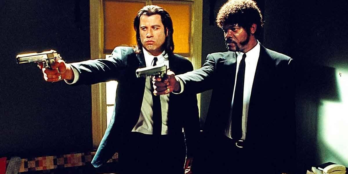 Rede de cinemas promove sessões especiais de 'Pulp Fiction' e 'Indiana Jones'