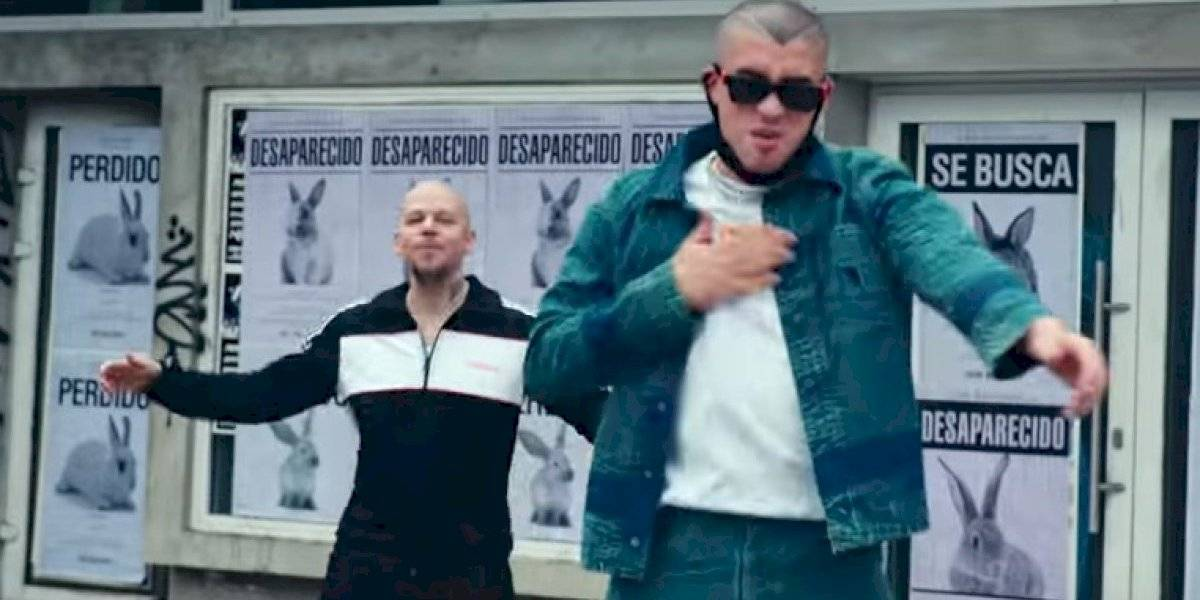 [Video] Sociedad inmortal: Residente y Bad Bunny vuelven a unirse en